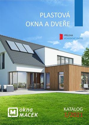Katalog Okna Macek 2014, Benešov